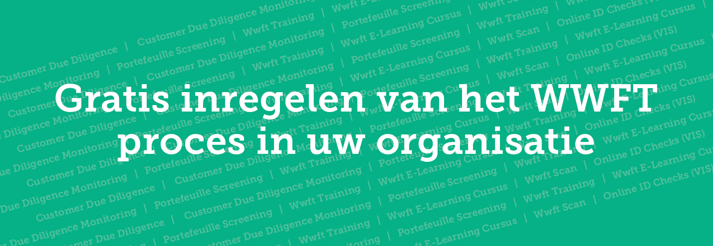 Gratis Inhouse WWFT Training